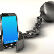 Smartphone in Shackles