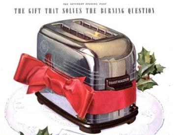 Saturday Evening Post Vintage Christmas ads