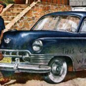 """This Car Needs Washing"" Amos Sewell October 3, 1953 © SEPS"