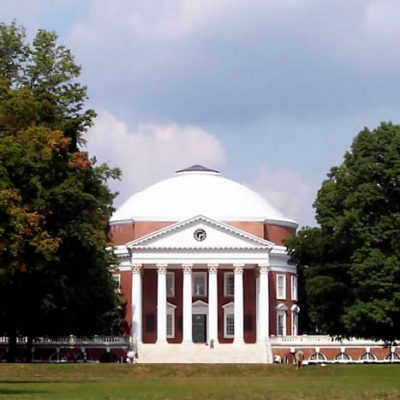 Univesity of Virginia rotunda