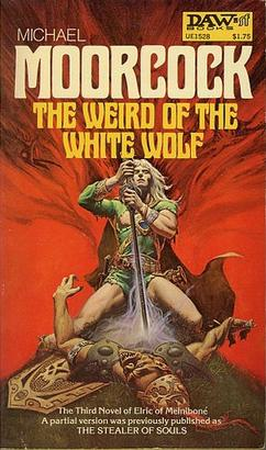 Cover for the book, The Weird of the White Wolf