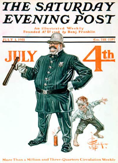 Fourth of July, 1911 from July 1, 1911