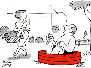 August Cartoons