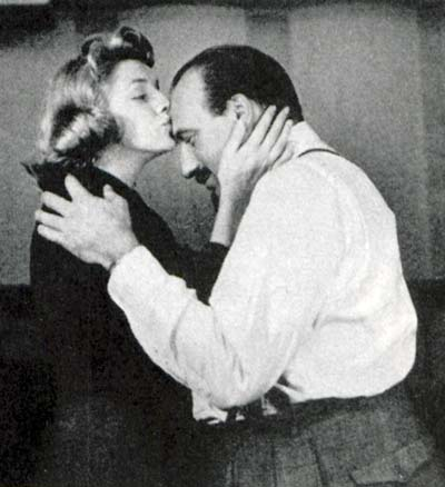 Mitch Miller and Rosemary Clooney