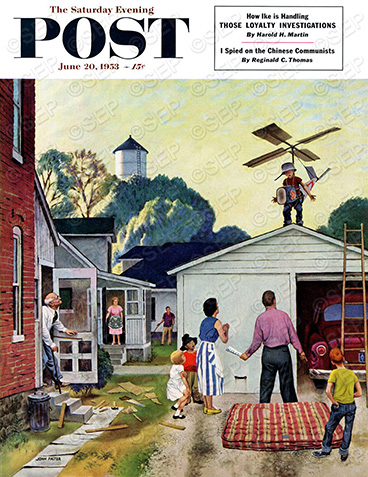 Learning to Fly by John Falter