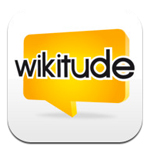 Wikitude travel app.